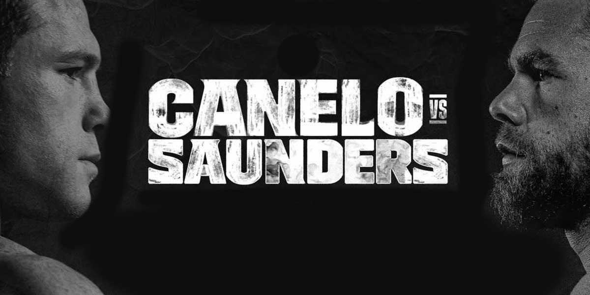 Canelo Alvarez - Billy Joe Saunders