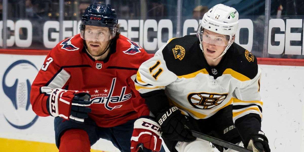 Capitals - Bruins