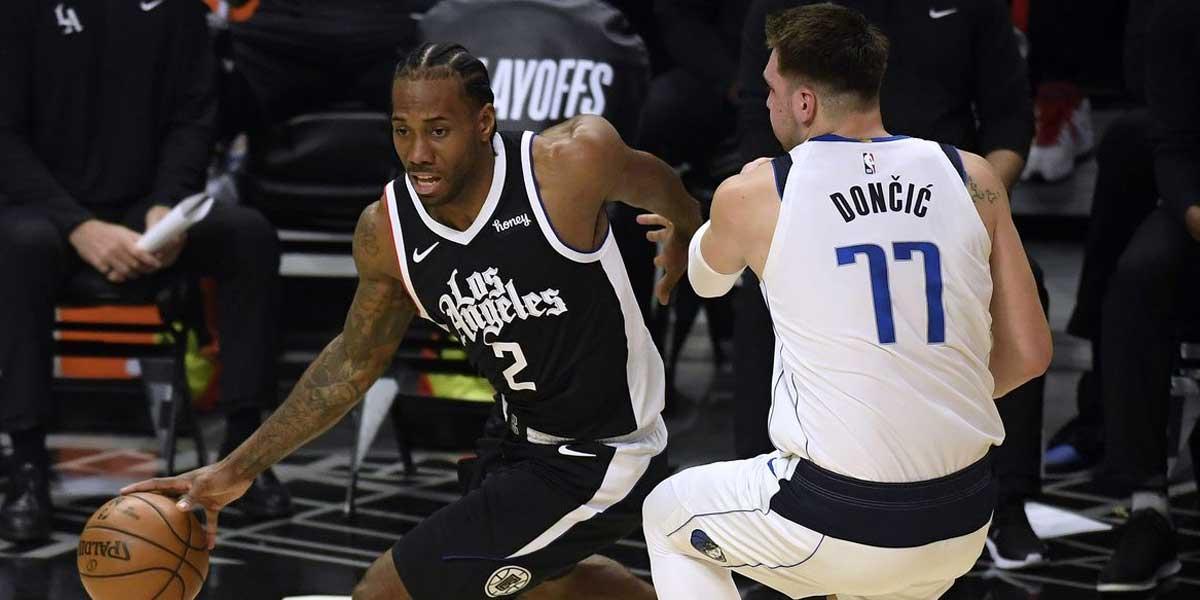 Clippers vs. Mavricks