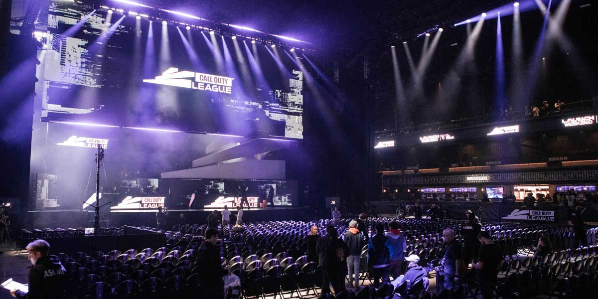 Call of Duty League Stage 3