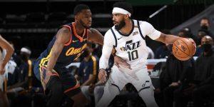 Utah Jazz vs. Golden State Warriors
