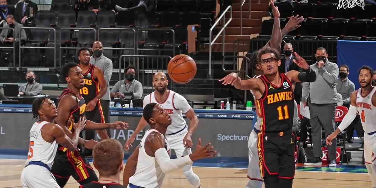 Knicks Favored To Take Game 2 vs. Hawks