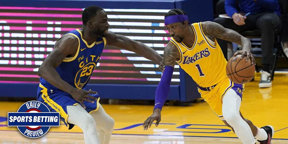 Warriors vs. Lakers
