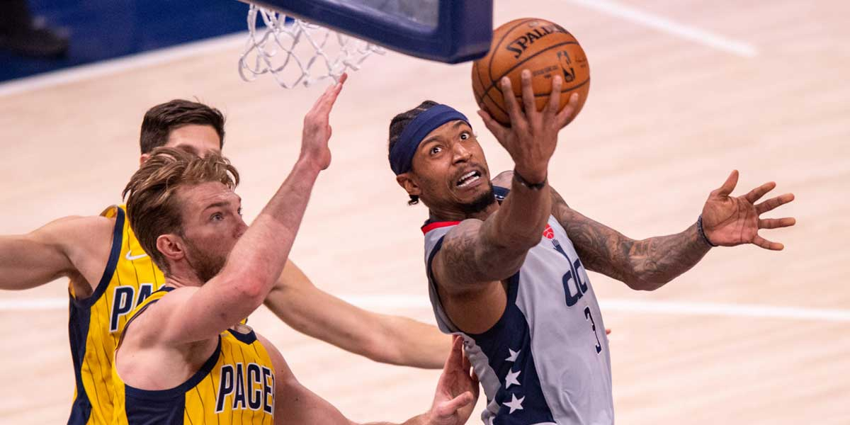 Washington Wizards, Indiana Pacers