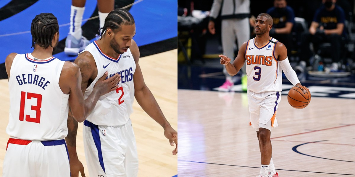 Los Angeles Clippers Vs. Phoenix Suns – WCF Betting Preview