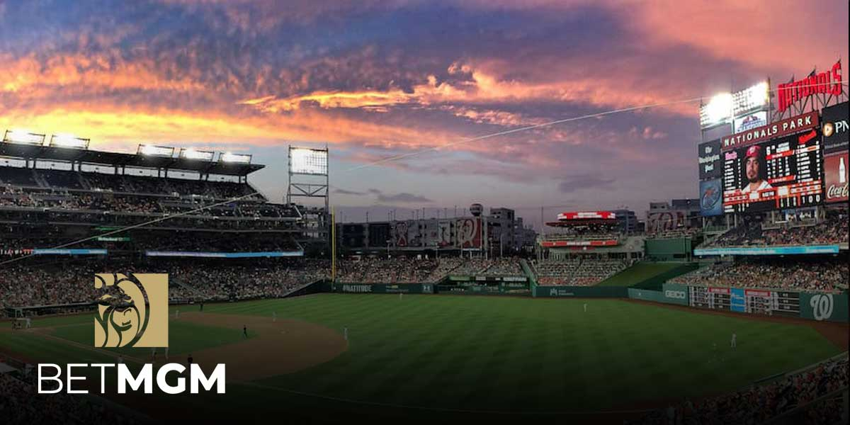 BetMGM Goes Live With Sports Betting App At Nationals Park