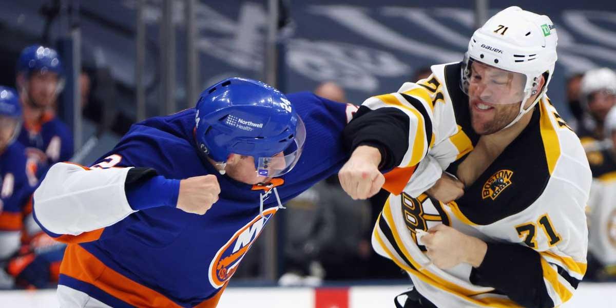 Boston Bruins vs. New York Islanders