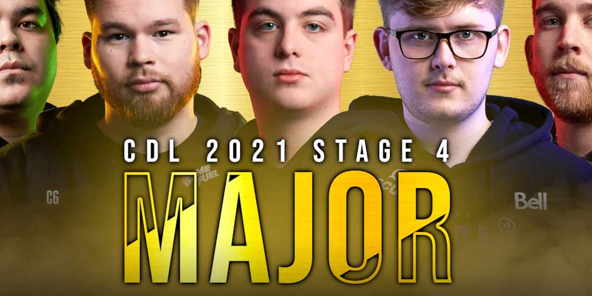 Call of Duty Major Stage 4