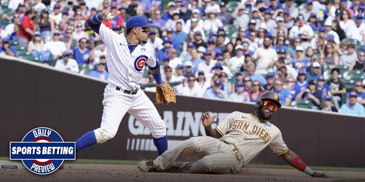 Cubs - Padres