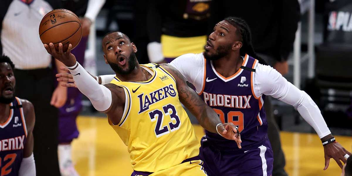 Lakers - Suns