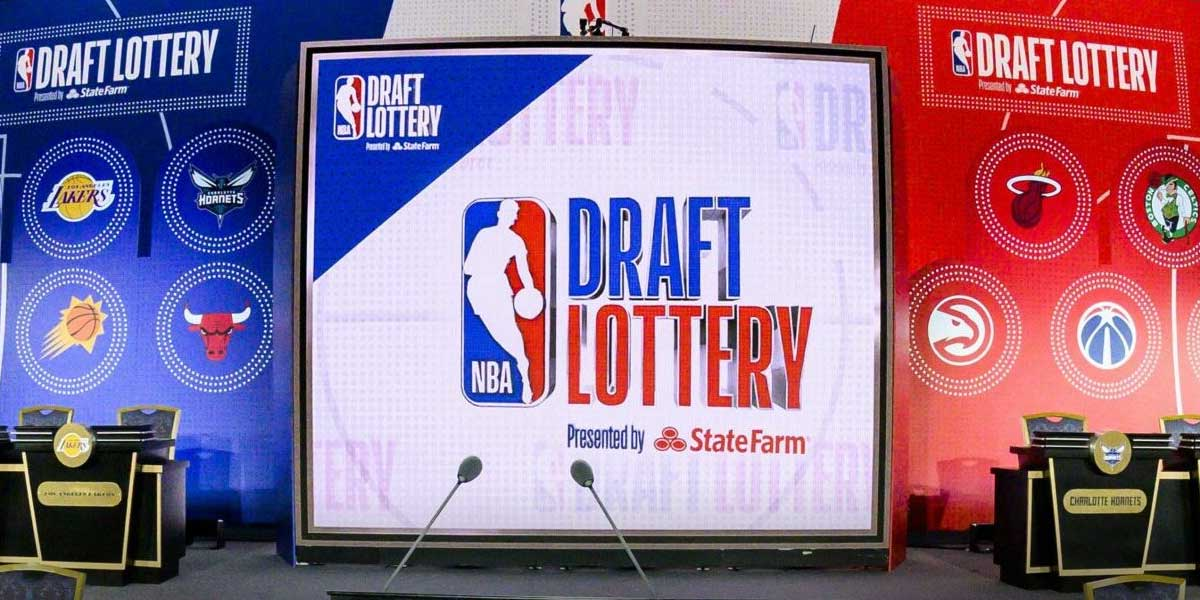 Betting On The NBA Draft Lottery And Number One Overall Pick