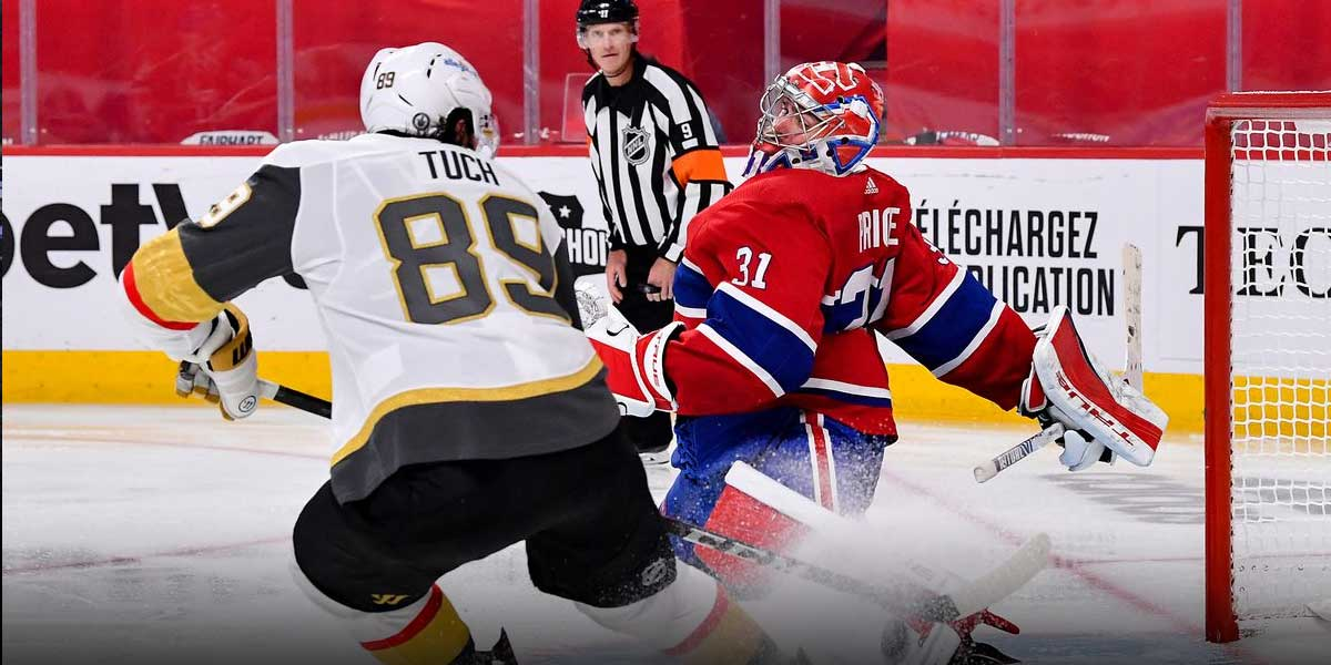 Vegas Golden Knights - Montreal Canadians