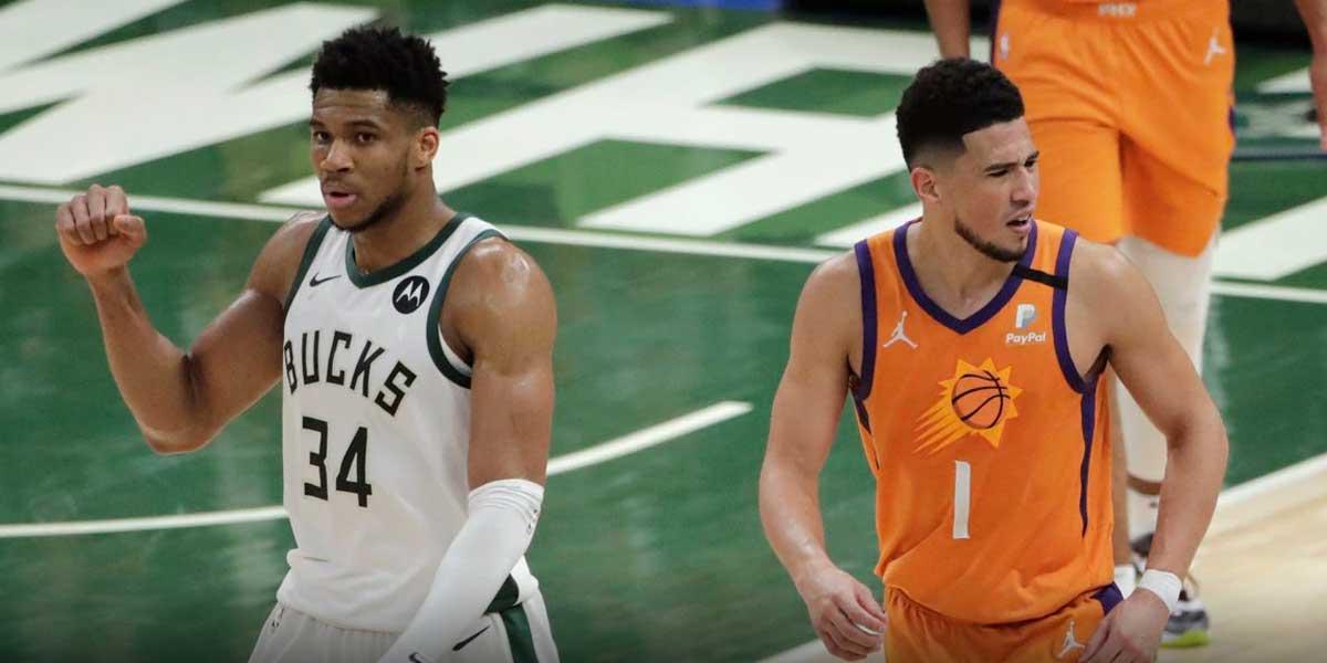 Bucks - Suns