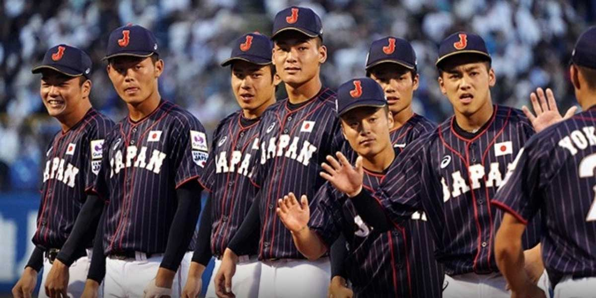 Japan Olympic Baseball