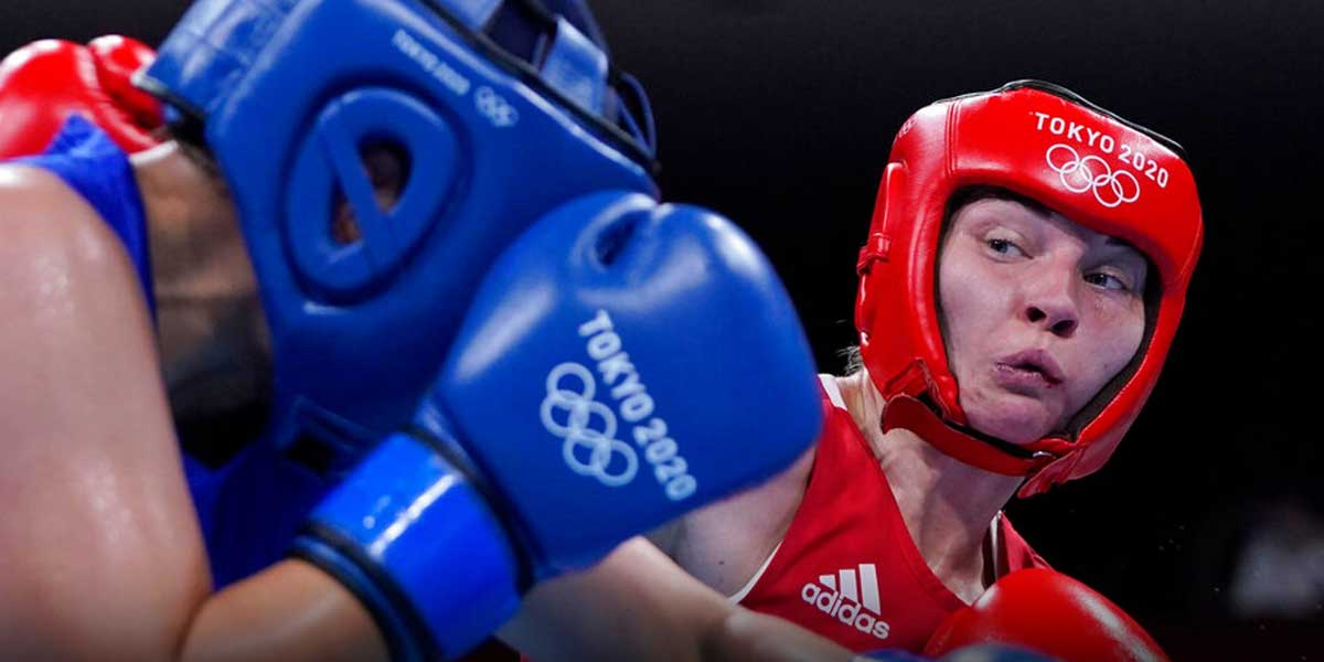Who Is Favored Olympic Middleweight Boxer Lauren Price?