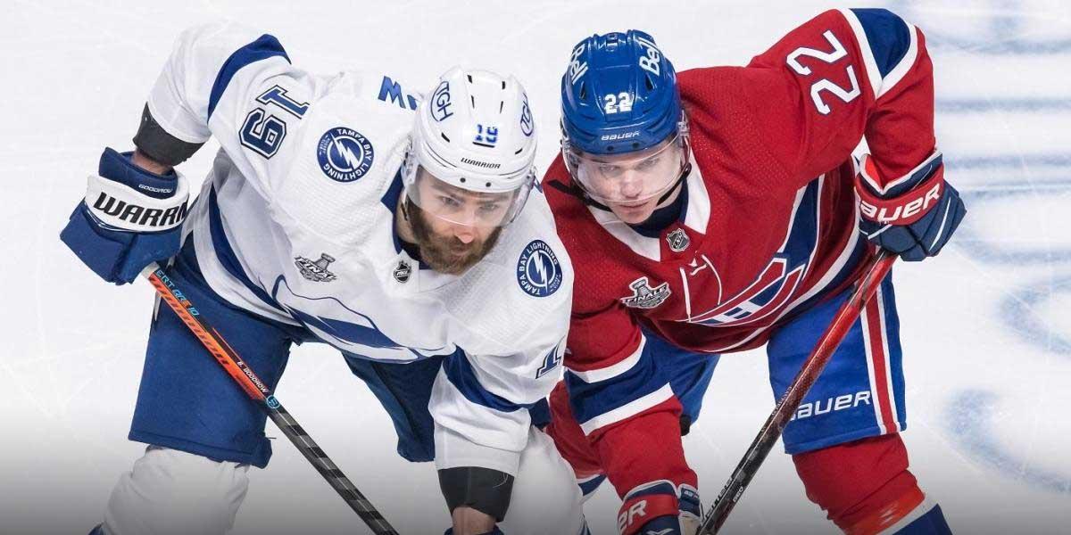 Montreal Canadiens - TB Lightning