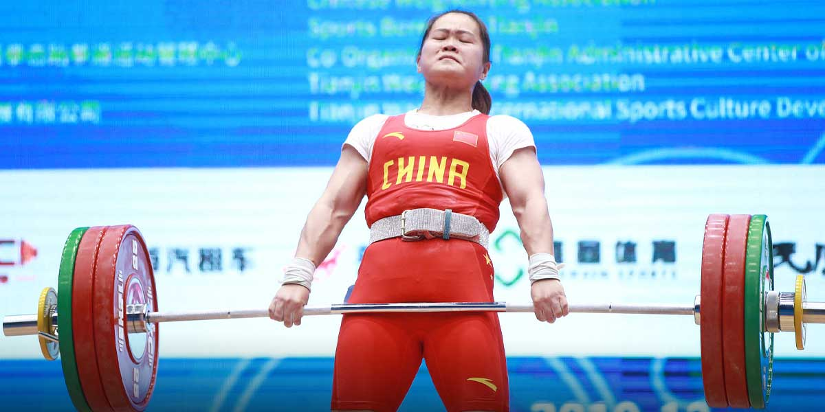 Olympic Women's Weightlifting