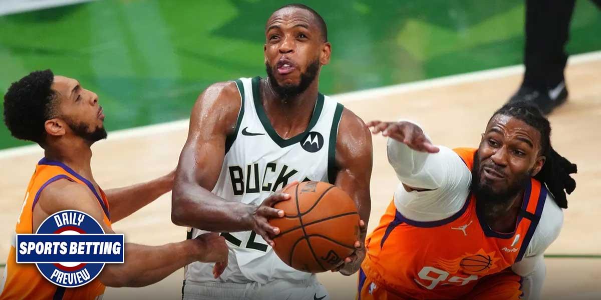 Bucks - Suns - NBA Finals