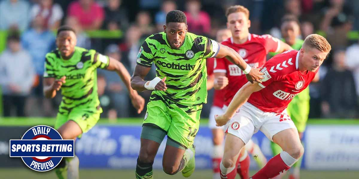 Brentford and Forest Green Rovers