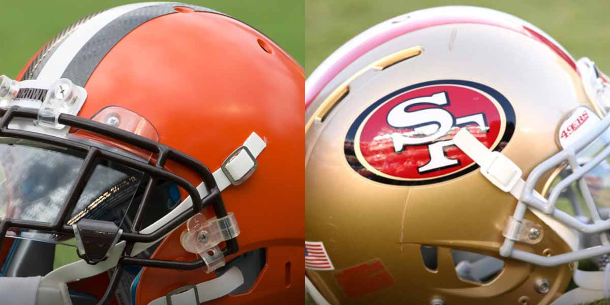 Cleveland Browns - San Francisco 49ers