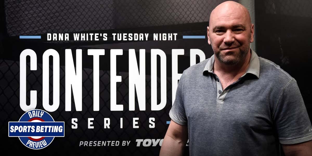 Danna White Contender Series