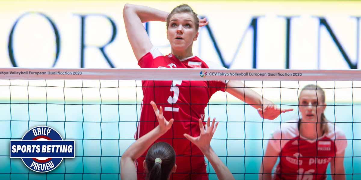 Women's Volleyball - Poland