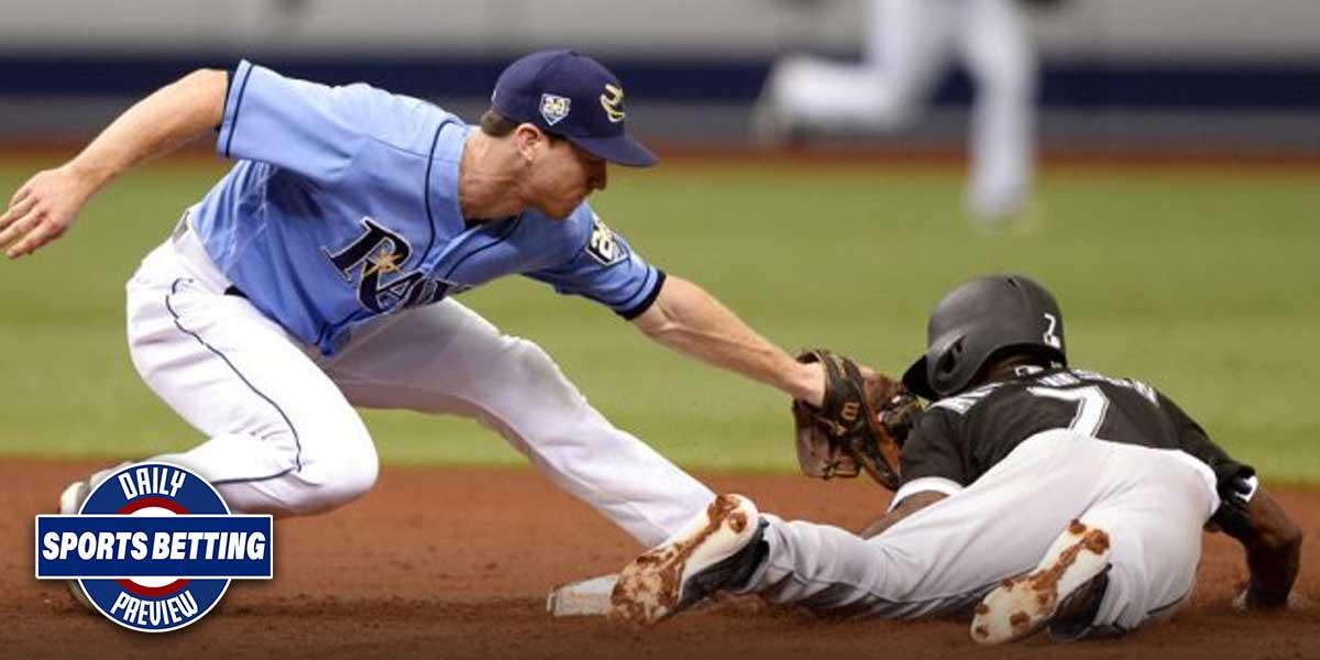 Rays vs. White Sox