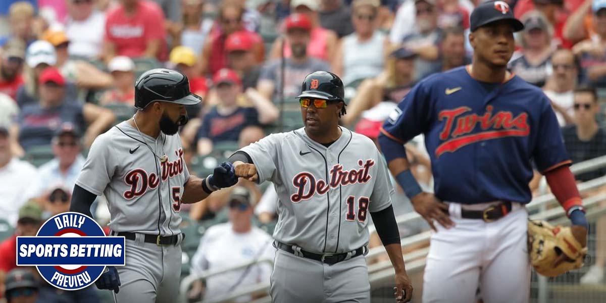 Tigers - Twins