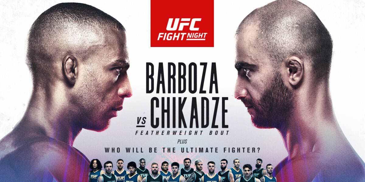 Barboza - Chikadze