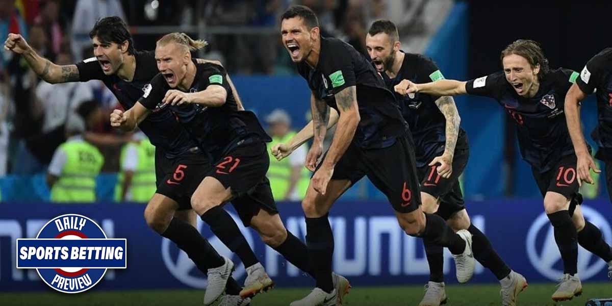 Croatia World Cup Soccer