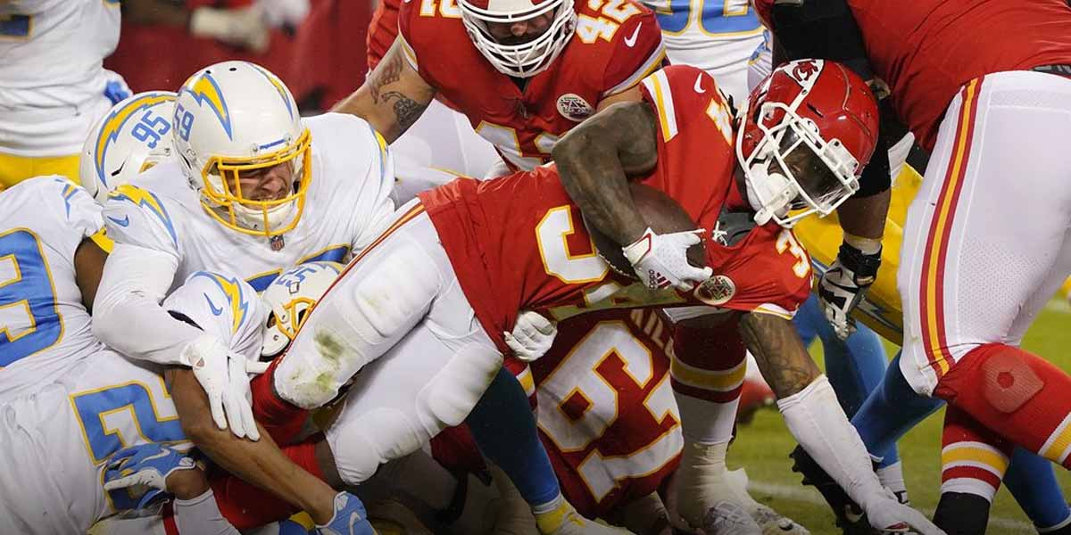 Chiefs - Chargers