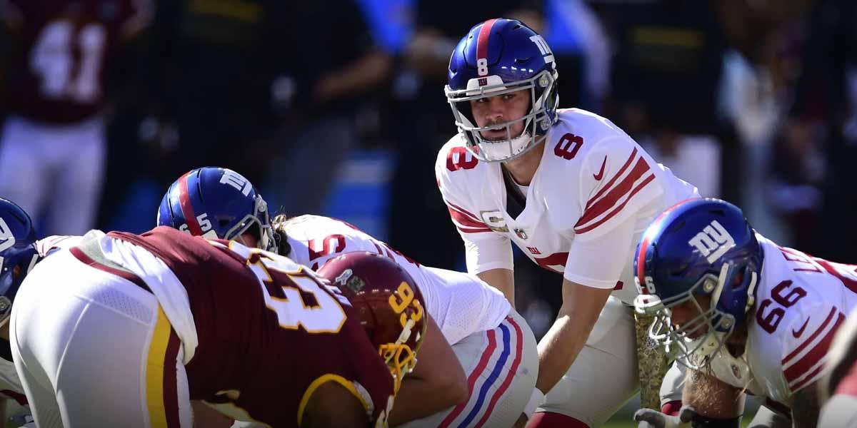 New York Giants - Washington Football Team