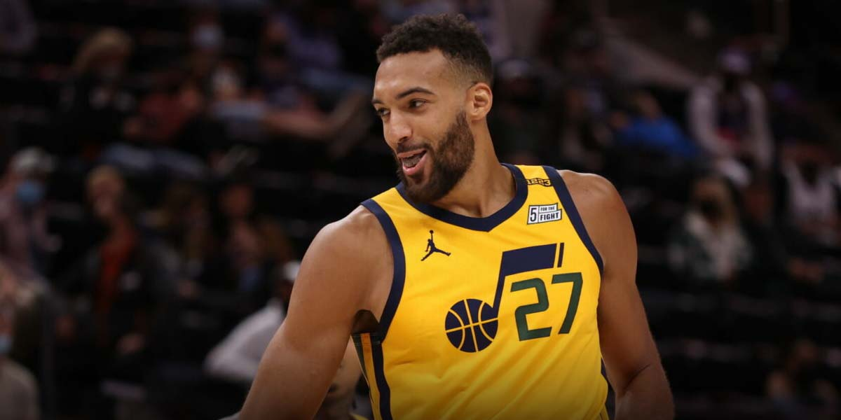 Rudy Gobert: Once Again The DPOY Favorite