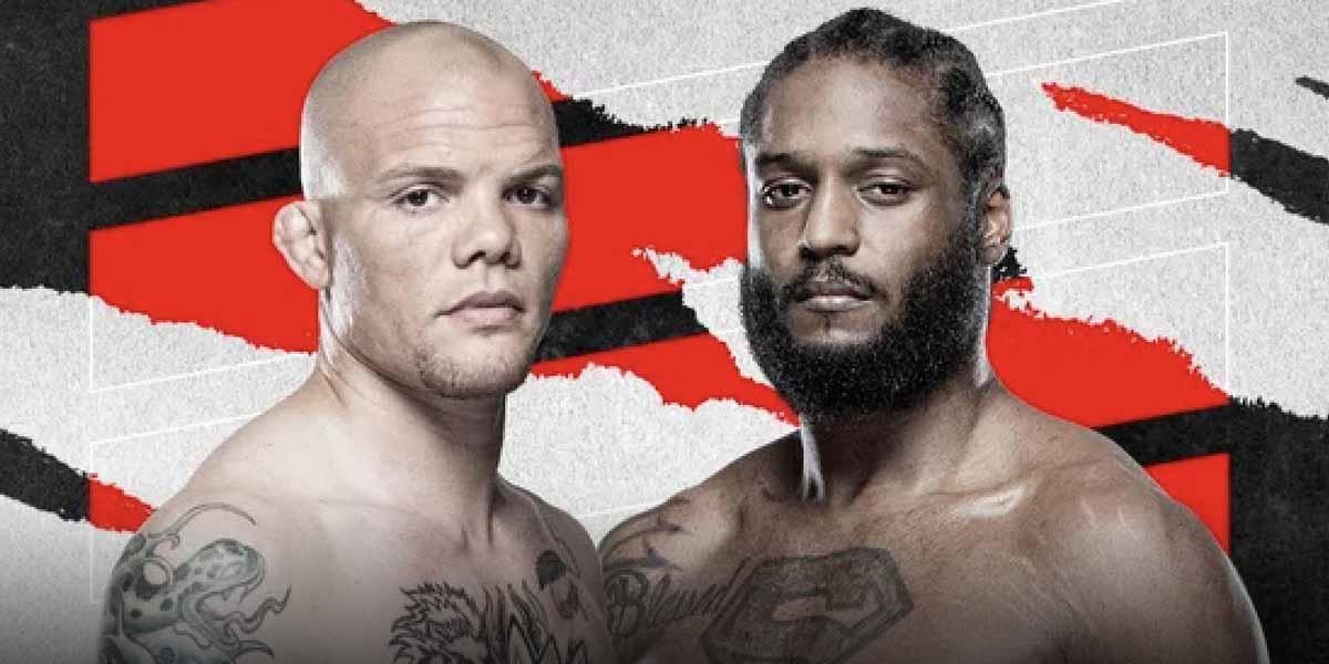 UFC Fight Night Smith Vs. Spann