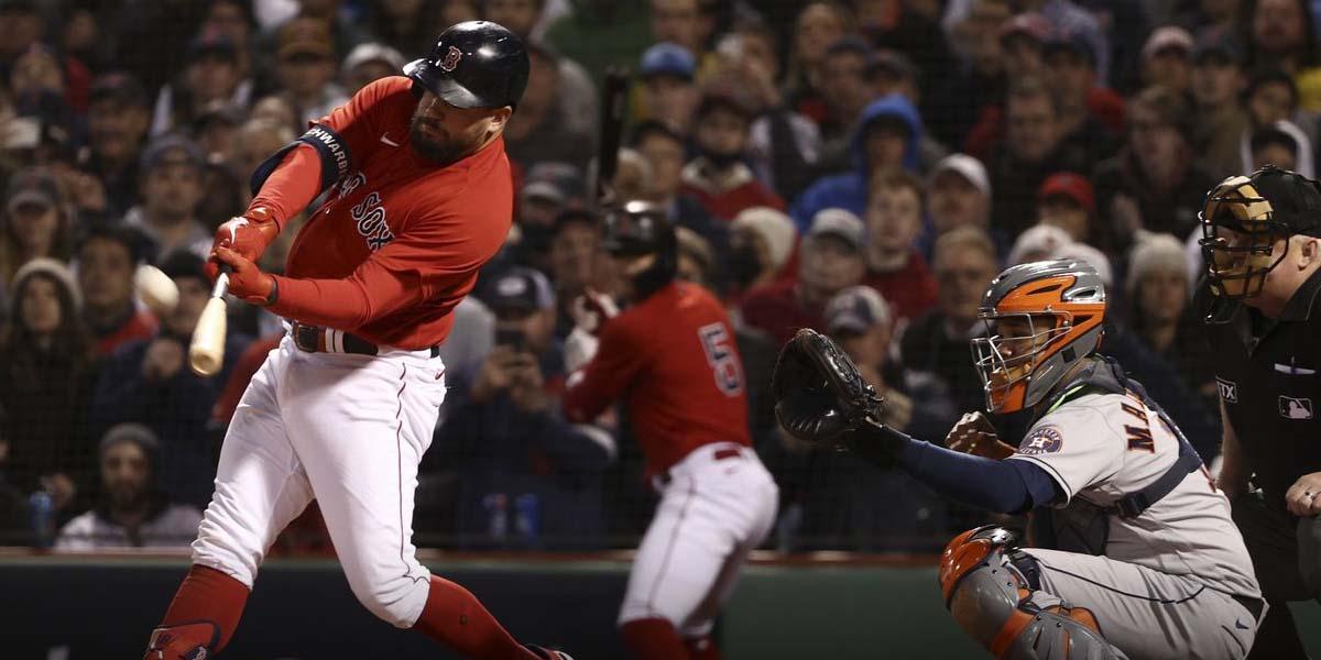 ALCS Game 4 Betting Odds: Boston Red Sox Vs. Houston Astros