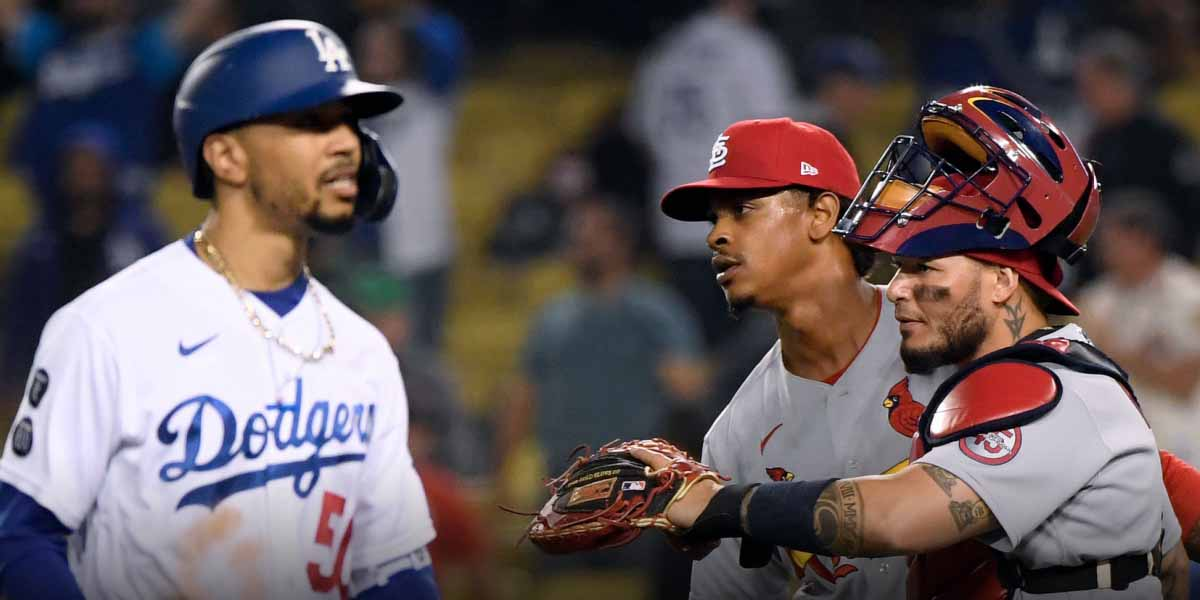 Dodgers - Cards