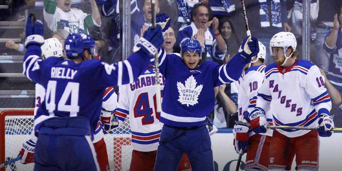 New York Rangers - Toronto Maple Leafs