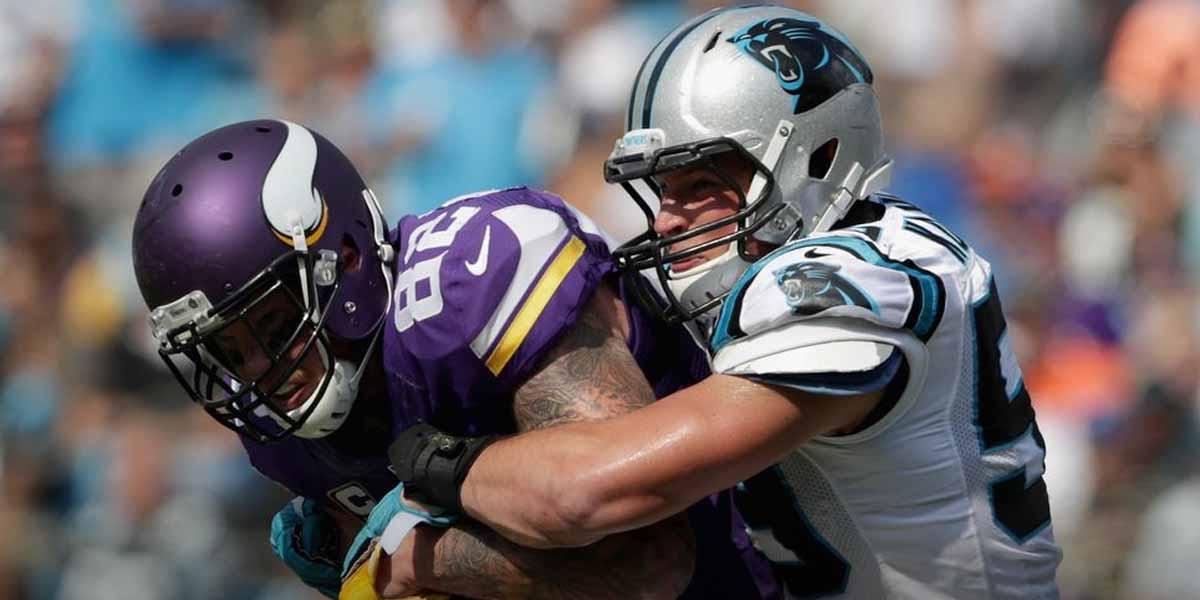 Vikings - Panthers