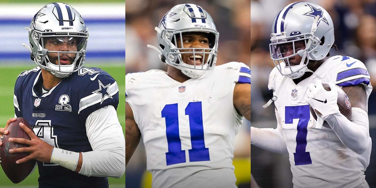 Dallas Cowboys Most Represented Team In NFL Player Awards